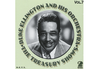 Duke Ellington & His Orchestra - The Treasury Shows Volume 7 - (CD)