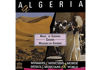 VARIOUS - Algeria-Sahara Music Of Gourara - (CD)