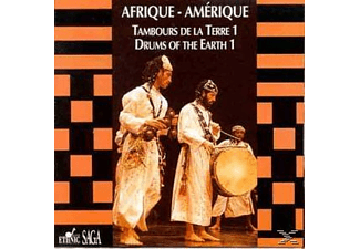VARIOUS - Drums Of The Earth Vol. 1. Tambours De La Terre Vol.1 - (CD)