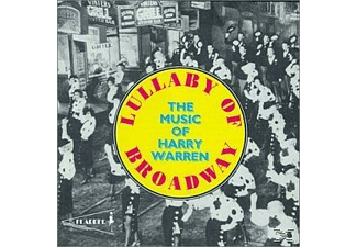 VARIOUS - Lullaby Of Broadway - (CD)