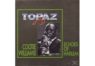 Cootie Williams - Echoes of Harlem - (CD)