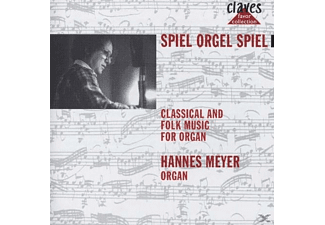 Meyer Hannes - Orgelmusik - (CD)