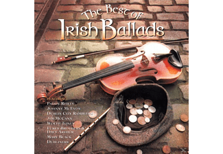VARIOUS - Best Of Irish Ballads - (CD)