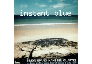 Simon Spang Hanssen Quartet, Various - Instant Blue - (CD)