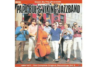 Papa Bue's Viking Jazzband - Down By The Riverside 1969-1971 - (CD)