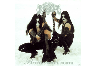 Immortal - Battles In The North - (CD)