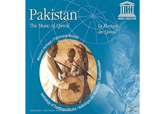 Various - Unesco Collection (Pakistan) - (CD)