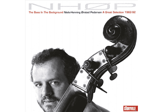 Niels-Henning Ørsted  Pedersen - The Bass In The Background-'62-'92 - (CD)