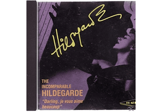 "Hildegarde - The Incomparable Hildegard- ""Darling, Je Vous Aime Beaucoup"" - (CD)"