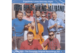 Papa Bue's Viking Jazzband, Papa Bue's Viking Jazz Band - Everybody Loves Saturdaynightvol.1, - (CD)