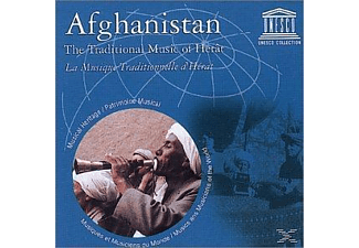 VARIOUS - Afghanistan: The Traditional Music Of Herat - (CD)