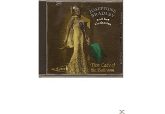 Josephine Bradley - First Lady Of The Ballroom - (CD)