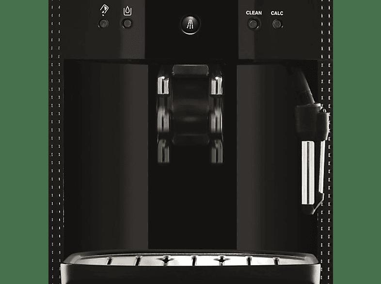 KRUPS EA 8108, Kaffeevollautomat, 1.7 Liter Wassertank, 15 bar, Schwarz
