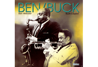 Ben Webster, Buck Clayton - Ben & Buck - (CD)