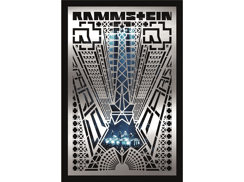 Rammstein - Paris [CD + Blu-ray Disc] laptop  tablet  computing  αποθήκευση δεδομένων cd  dvd  blu ray
