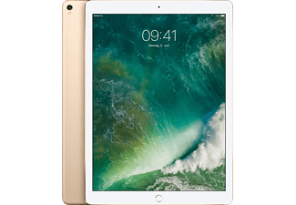 APPLE MQEF2FD/A iPad Pro Wi-Fi + Cellular 64 GB LTE  12.9 Zoll Tablet Gold