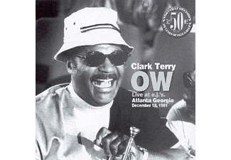 Clark Terry - Live At E.J.'s Atlanta Georgia 1981 - (CD)
