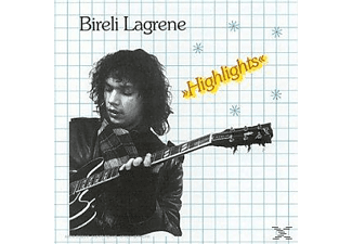 Birelli Lagrene - Highlights - (CD)