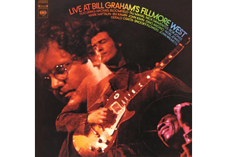 Michael Bloomfield - Live At Bill Graham's Fillmore West - (CD)