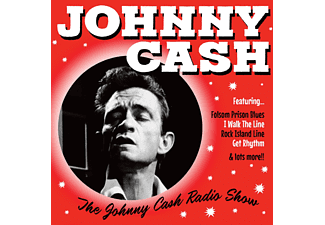 Johnny Cash - Johnny Cash Radio Show - (CD)