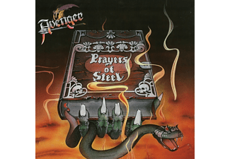 Avenger - Prayers Of Steel (Re-Release) - (CD)