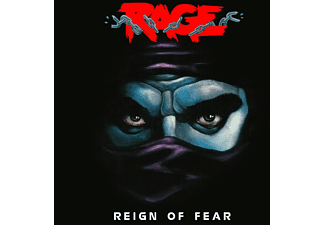 Rage - Reign Of Fear (Re-Release) - (CD)