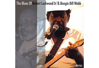 Boogie Bill Webb, Robert Jr. Lockwood - The Blues Of Robert Lockwood & Boogie Bill Webb - (CD)