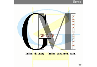 Grover Mitchel Big B, Grover Mitchel Big Band - Grover Mitchel Big Band - (CD)