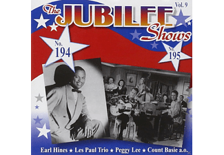 Les Trio Paul, Earl Hines/Les Paul Trio/Peggy Lee/Count Bas - The Jubilee Shows 194 & 195 (Vol.9) - (CD)