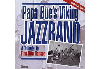 Papa Bue's Viking Jazzband - A Tribute To Finn Otto Hansen/Ham - (CD)