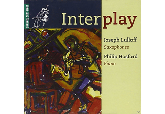 Philip Hosford, Joseph Lulloff - Interplay - (CD)