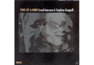 Svend Asmussen, Stephane  Grappelli - Two Of A Kind - (CD)