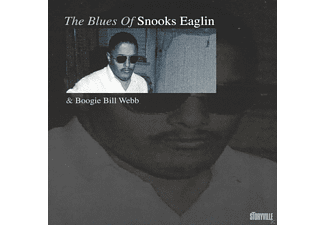 Boogie Bill Webb, Snooks Eaglin - The Blues Of Snooks Eaglin - (CD)