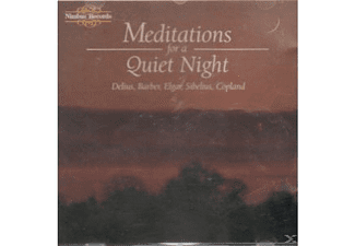 William Boughton, English Symphony Orchestra - Meditations For A Quiet Night - (CD)