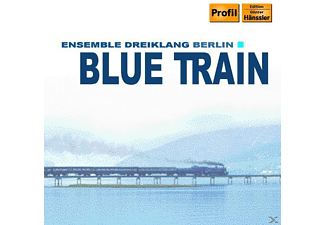 Ensemble Dreiklang Berlin - Blue Train - (CD)