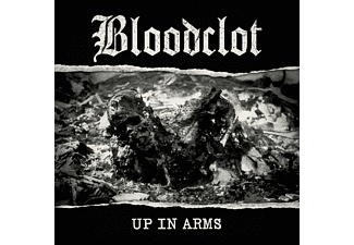 Bloodclot - UP IN ARMS - (Vinyl)