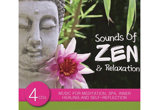 - Sounds Of Zen & Relaxation - (CD)