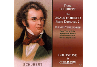 Clemmow - The Unauthorised Piano Duos 2THE GAHY FRIENDSHIP - (CD)