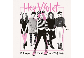 Hey Violet - From The Outside (CD)