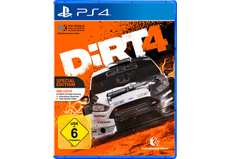 DiRT 4 (Special Edition) [PlayStation 4]