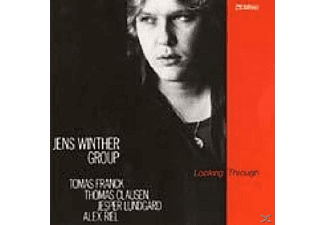 Jens Winther Group - Looking Through - (CD)