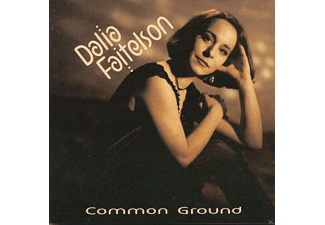 Dalia Faitelson - Common Ground - (CD)
