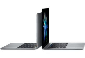 "APPLE Macbook Pro 15"" TouchBar MPTT2KS/A - Grå"