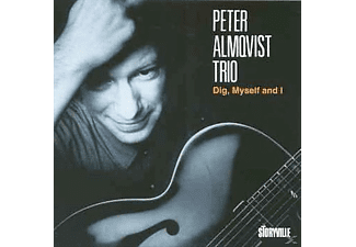 Peter Almqvist Trio - Dig, Myself And I - (CD)
