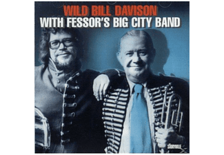 Wild Bill Davis - With Fessor's Big City Jazz Band - (CD)