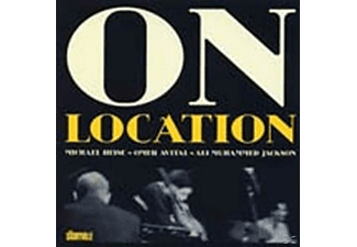 Michael Heise - On Location - (CD)