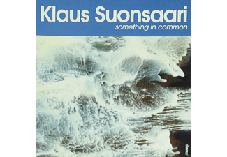 Klaus Suonsaari, Jerri Bergonzi, Mike Ma, Various - Something In Common - (CD)