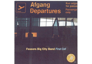 Fessor's Big City B, Fessor's Big City Band - Final Call - (CD)