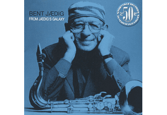 Bent Jaedig - From Jaedig's Galaxy - (CD)