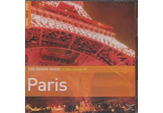 VARIOUS - THE MUSIC OF PARIS. THE ROUGH GUIDE - (CD)
